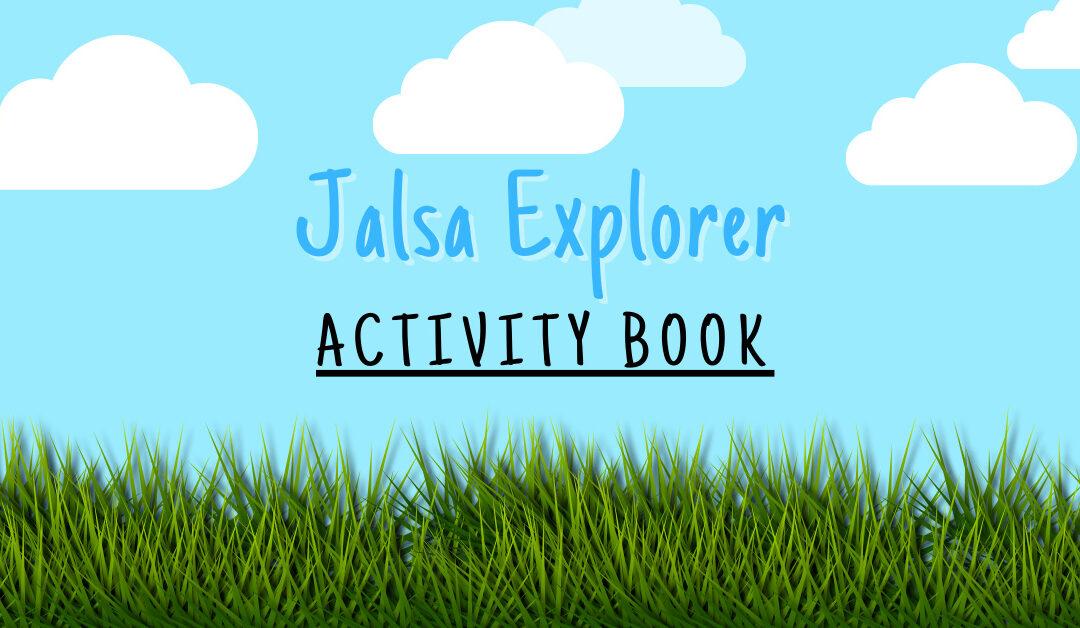 Jalsa Explorer Activity Book