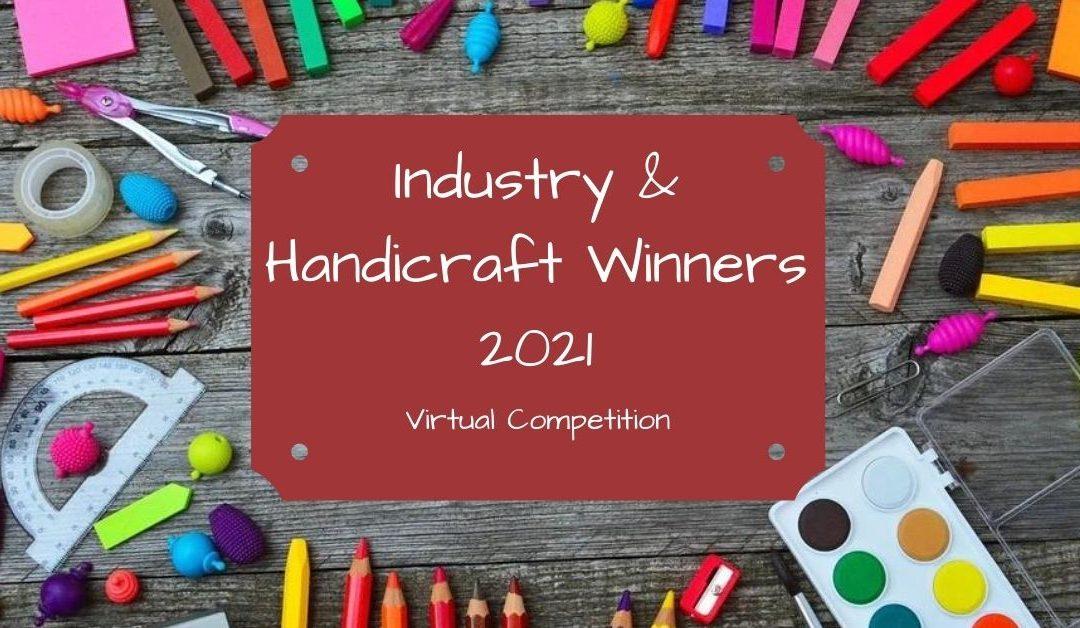 Industry & Handicraft Winners 2021